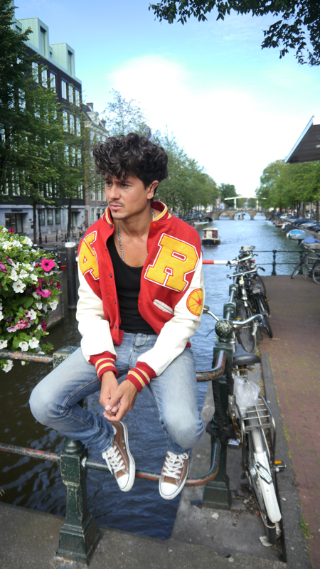 Antonio in Amsterdam